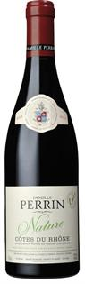 Famille Perrin Cotes du Rhone Nature 2012 750ml - Case of 12